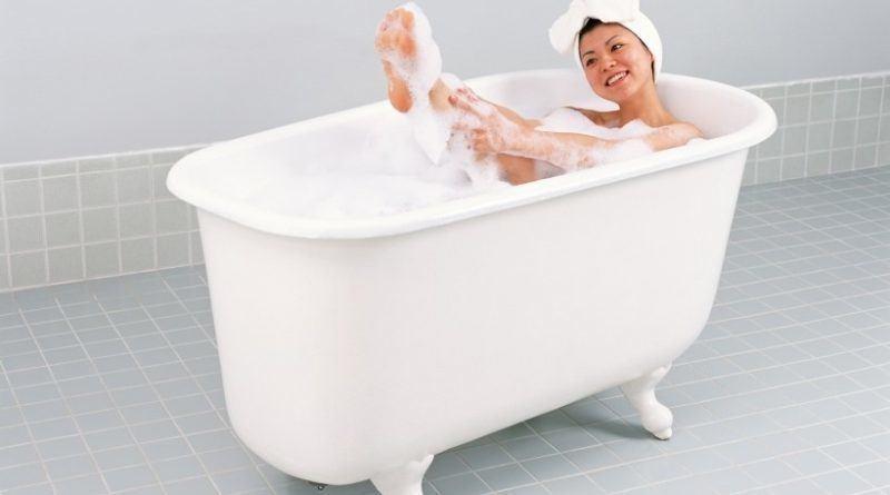 depilacja w łazience