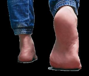 Piękne, zadbane stopy