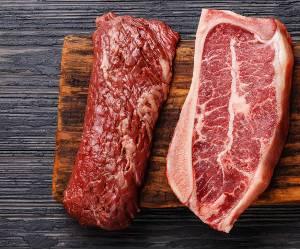 Naturalne białko w mięsie
